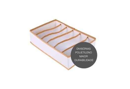 organizador-vizapi-un-classic-6-divisorias-33x21-cm-branco-bege-1908-1908-1