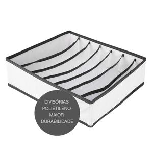 organizador-vizapi-un-classic-7-divisorias-33x31-cm-branco-cinza-1912-1912-1