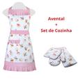Kit-de-Avental-Luvas-Pano-de-Prato-e-Descanso-de-Panela-Vizapi-Cupcake-Multicolorido